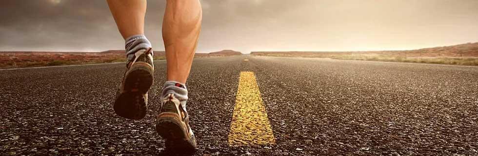 How long does it take to run a marathon?